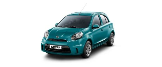 Nissan Micra Active Pictures
