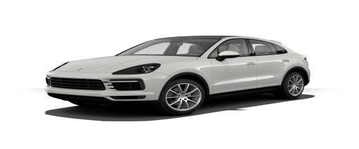 Porsche Cayenne Coupe Pictures