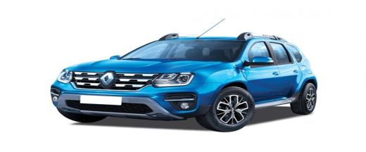 Renault Duster RXS Option CVT