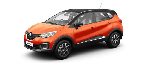Renault Captur Pictures
