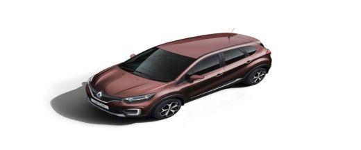 Renault Captur Pictures