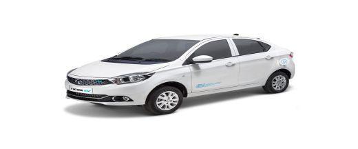 Tata Tigor EV Pictures