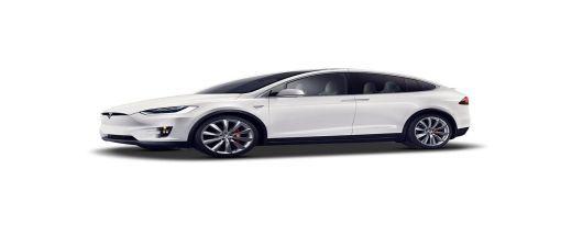 Tesla Model X Pictures