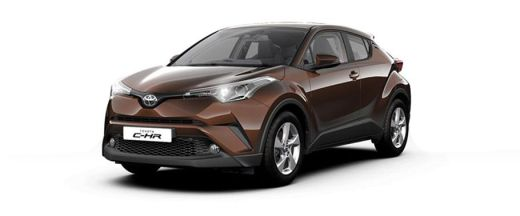 Toyota C-HR Pictures