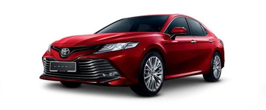 Toyota Camry 2019 Pictures