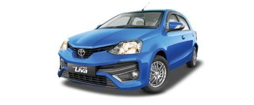 Toyota Etios Liva 1.2 GX