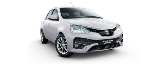 Toyota Etios VXD Limited Edition