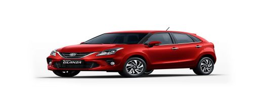 Toyota Glanza Pictures