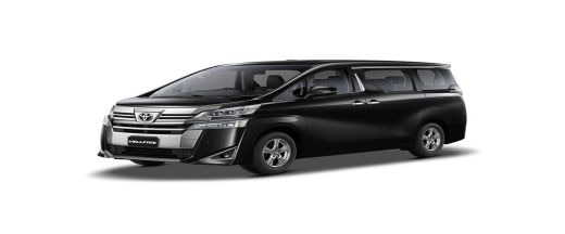 Toyota Vellfire Pictures