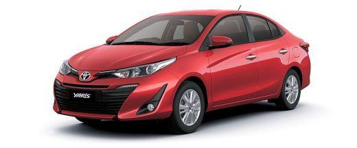 Toyota Yaris J CVT
