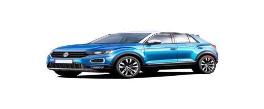 Volkswagen T-Roc Pictures