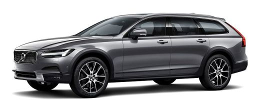 Volvo V90 Cross Country Pictures