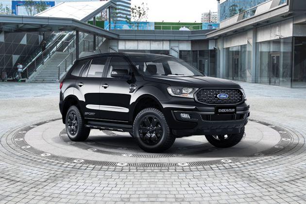 Ford Endeavour Titanium 4X2 AT