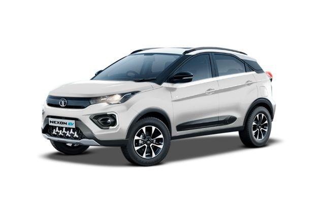 Tata Nexon EV XZ Plus Lux Dark Edition