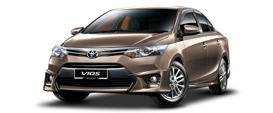 What will be the safety features in Toyota Vios? Vios