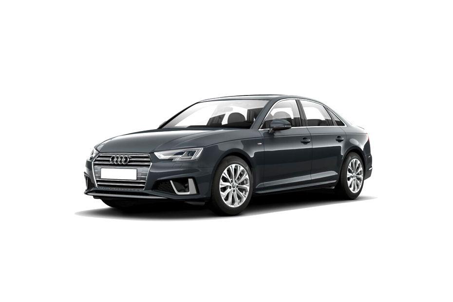 Audi A4Manhattan Grey Metallic Color