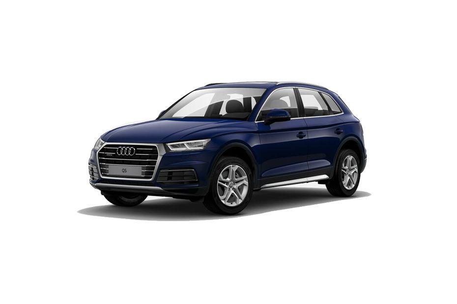 Audi Q5Navvara Blue Metallic Color