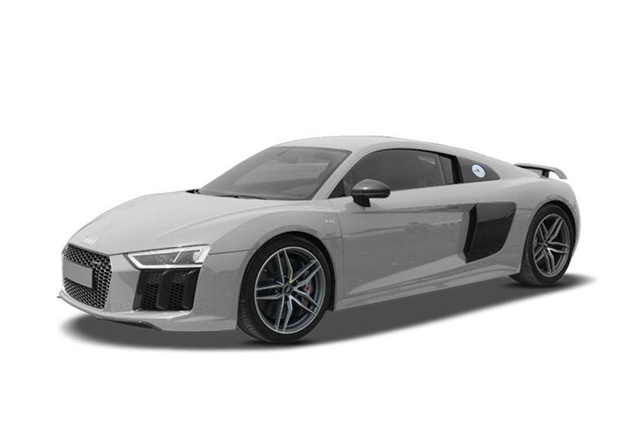 Audi R8Suzuka Grey Metallic Color