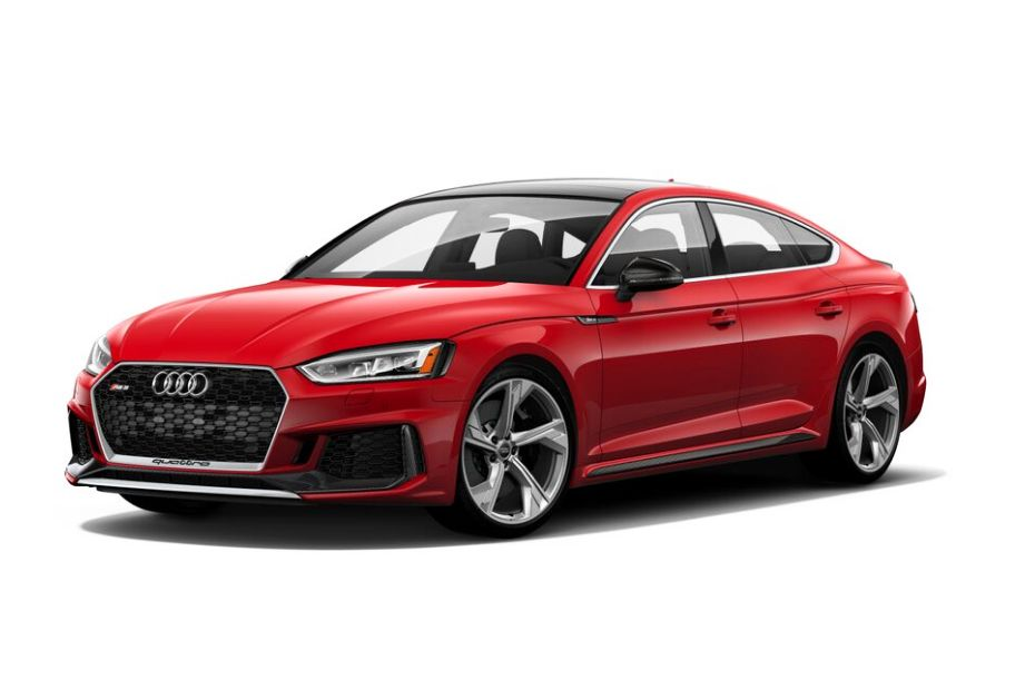 Audi RS5Misano Red Color