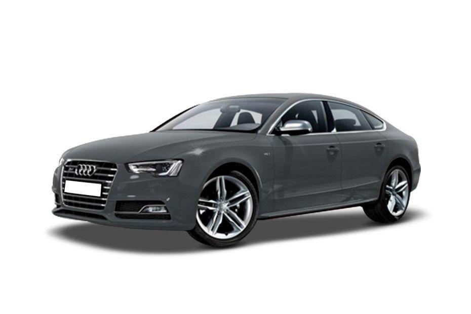 Audi S5Daytona Grey pearl effect Color