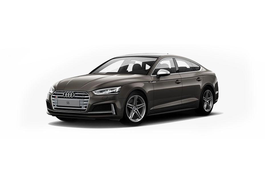 Audi S5Argus Brown Metallic Color