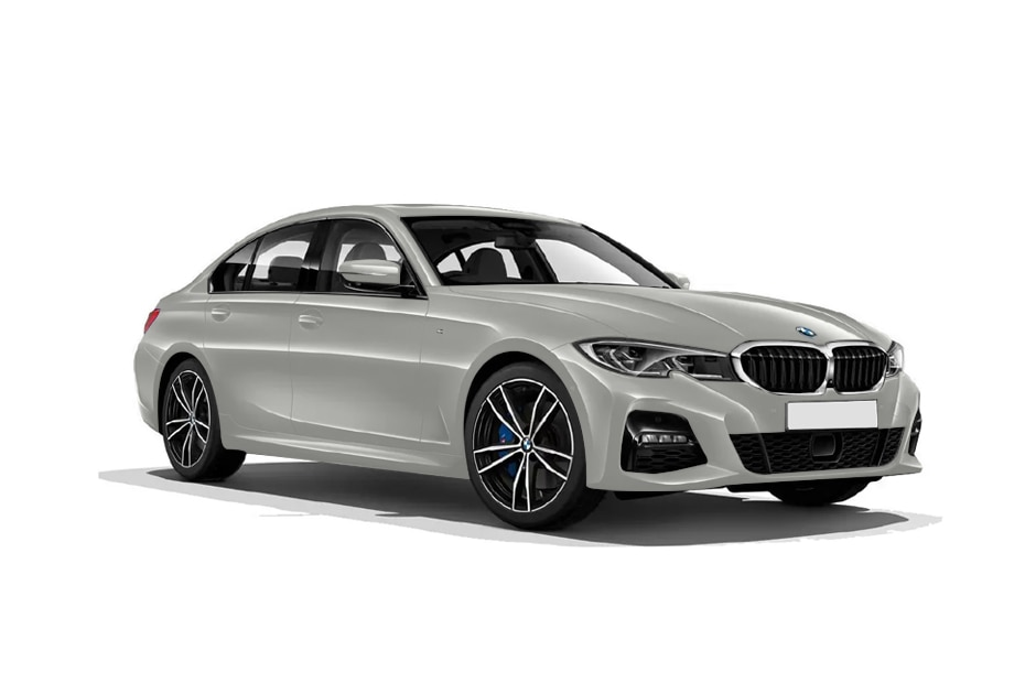 BMW 3 SeriesAlpine White Color