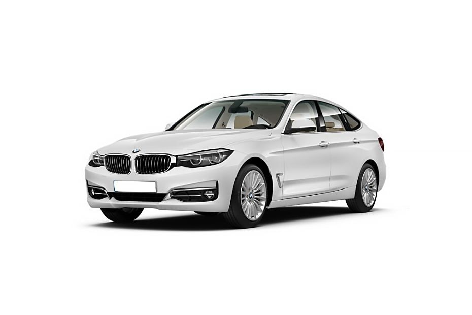 BMW 3 Series GTAlpine White Color