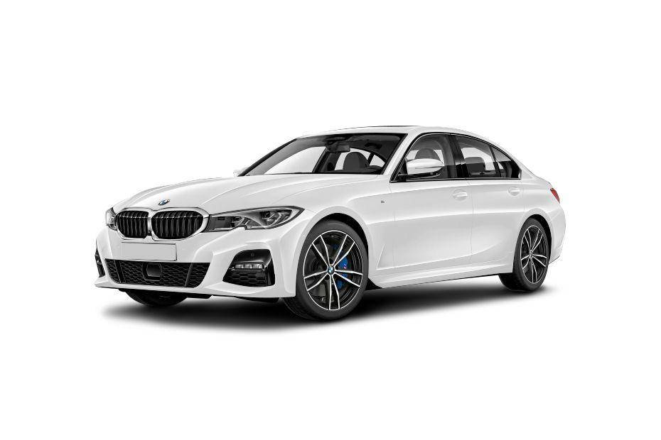 BMW 3 SeriesWhite Color
