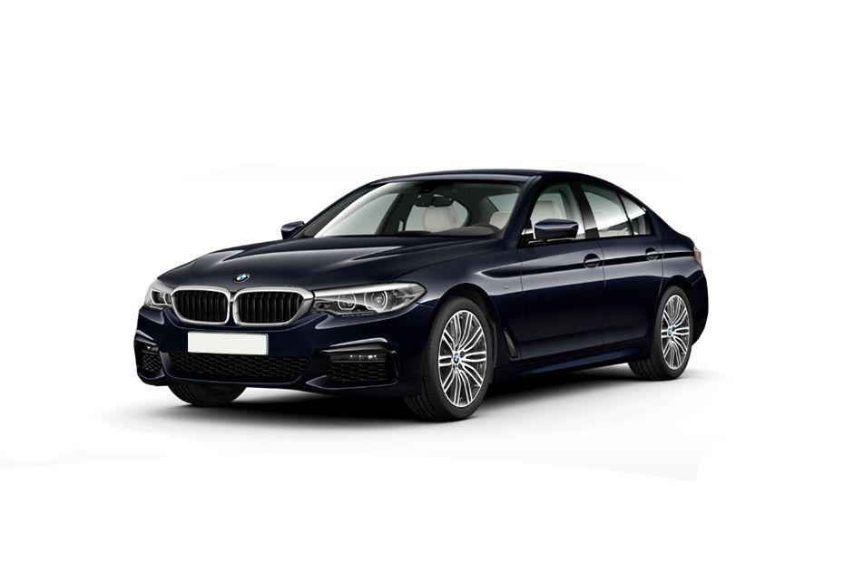 BMW 5 SeriesCarbon Black Color
