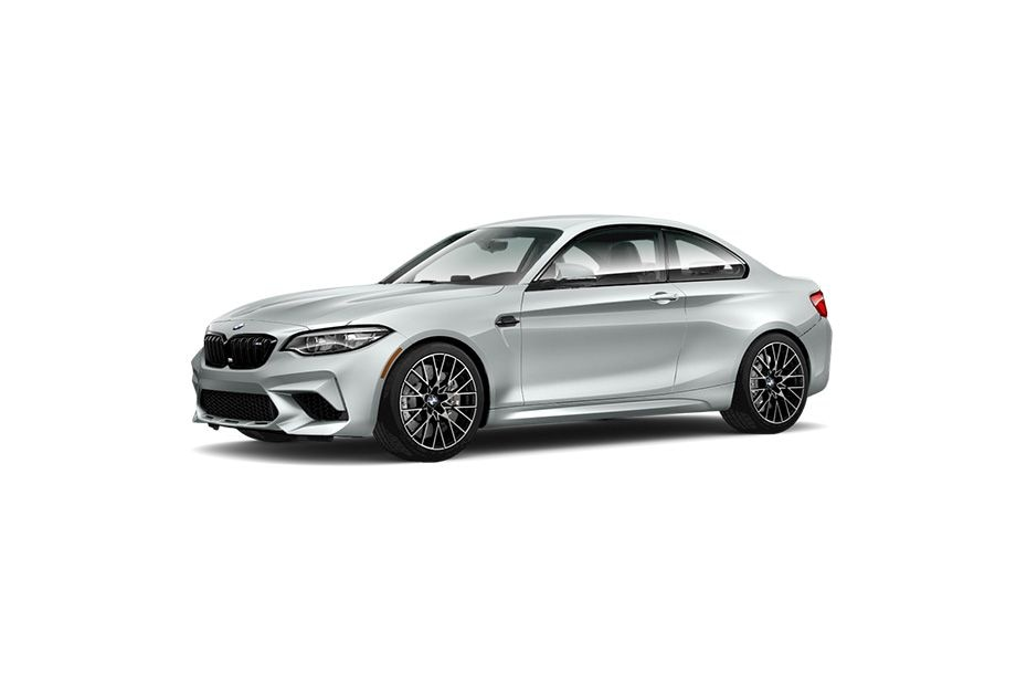 BMW M2Hockenheim Silver Metallic Color