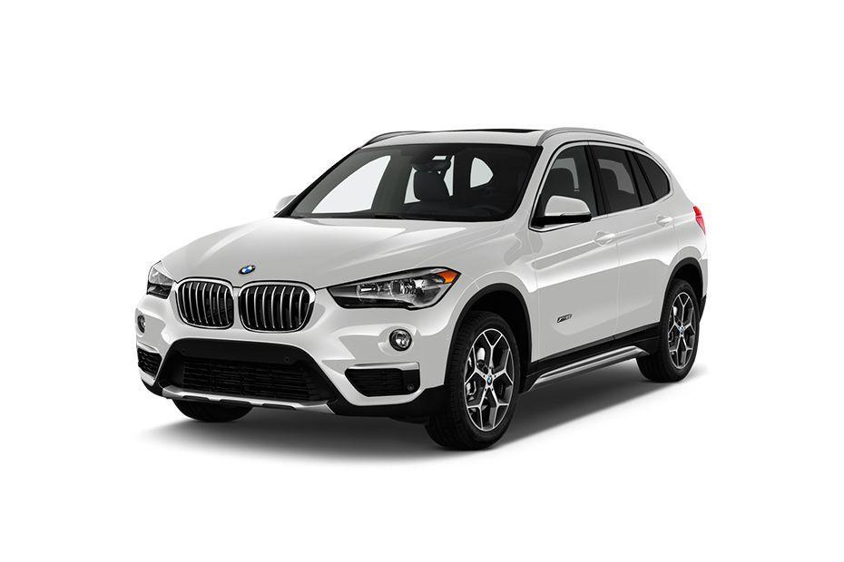 BMW X1Alpine White Color