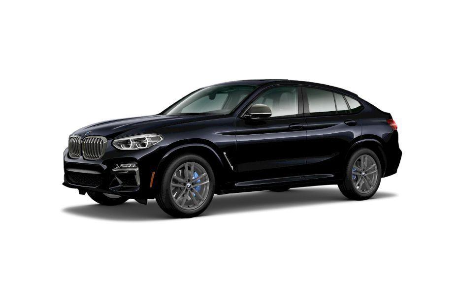 BMW X4Carbon Black Color