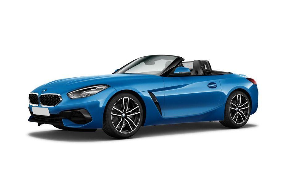 BMW Z4Misano Blue Metallic Color