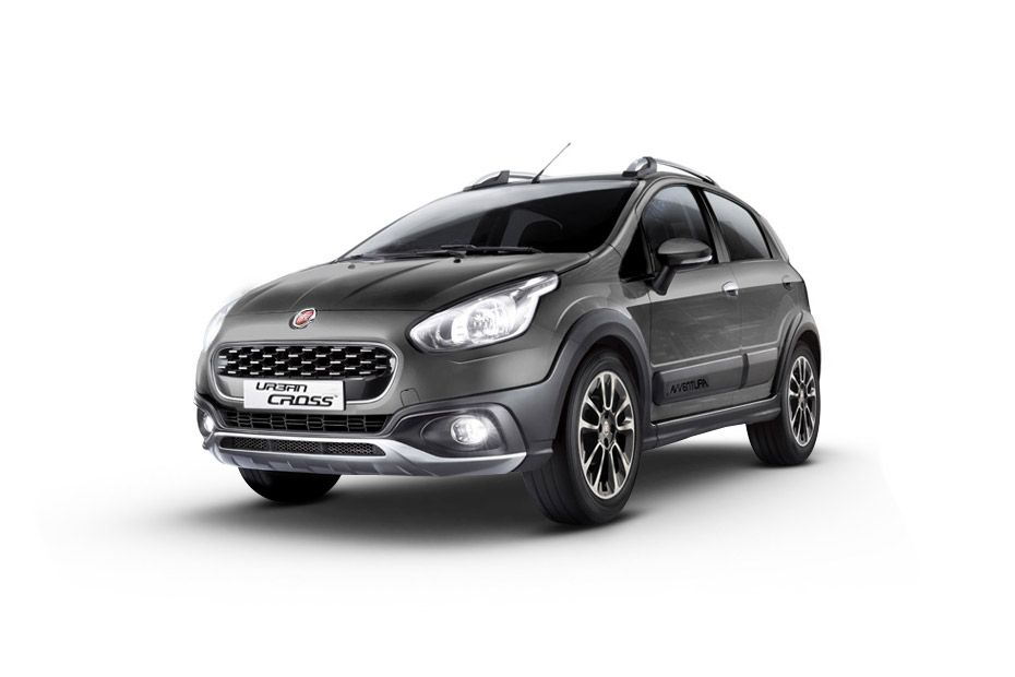Fiat Avventura Urban Crossmagnesio Grey Color