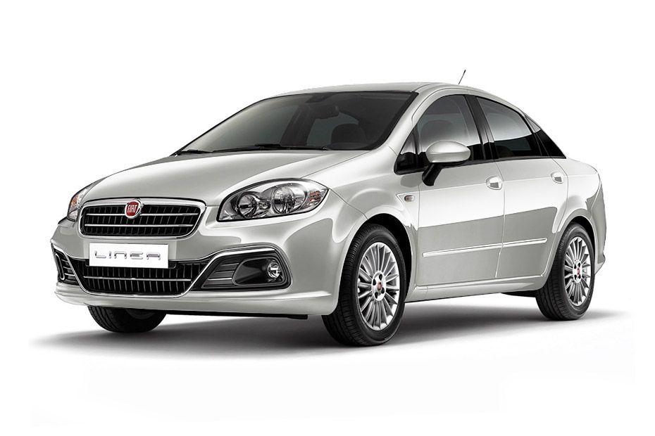 Fiat LineaPearl White Color