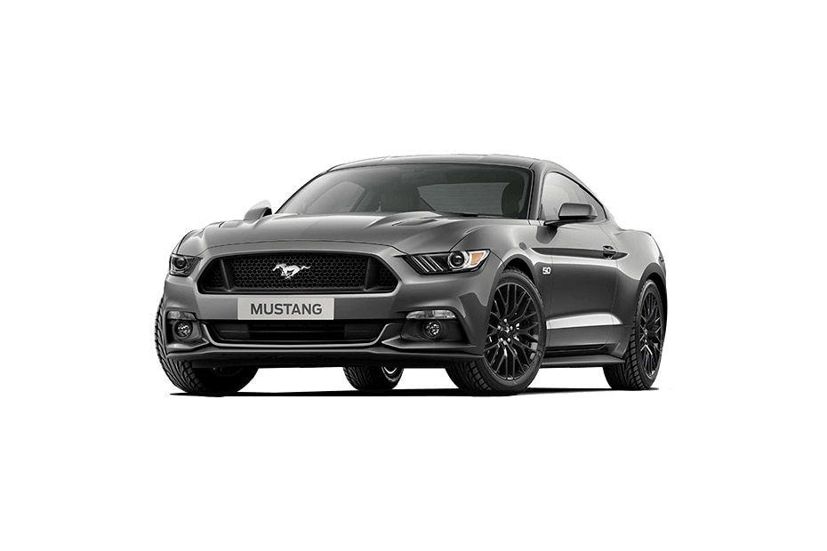 Ford MustangMagnetic Color