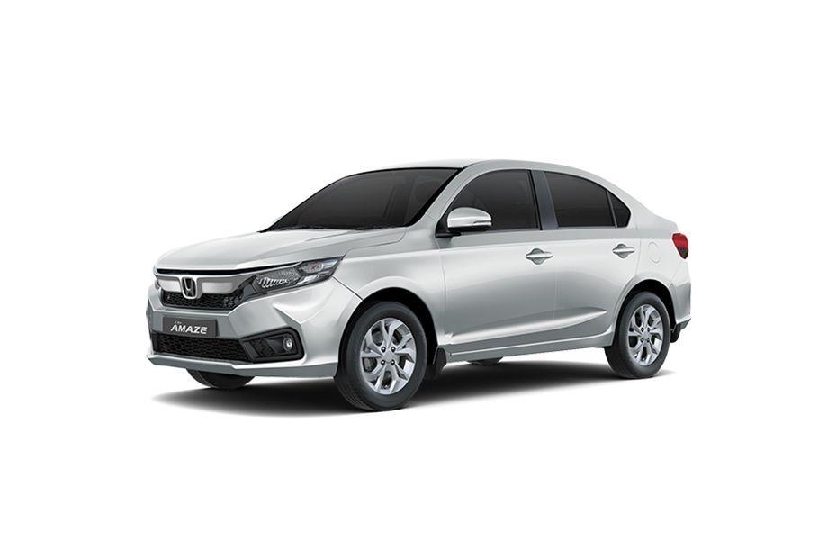 Honda AmazeOrchid White Pearl Color