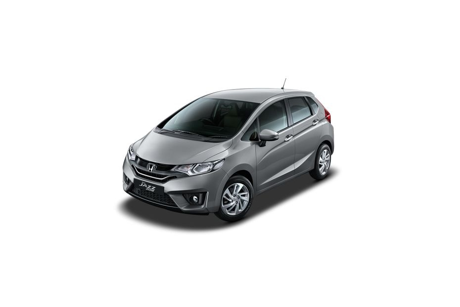 Honda JazzRediant Red Metallic Color