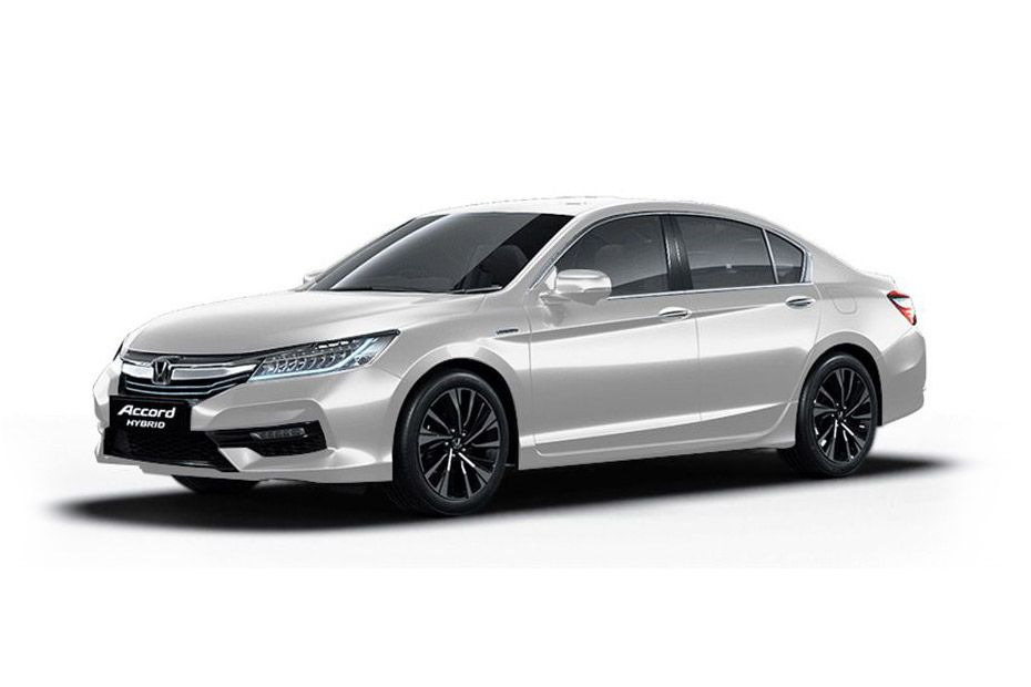 Honda AccordWhite Orchid Pearl Color
