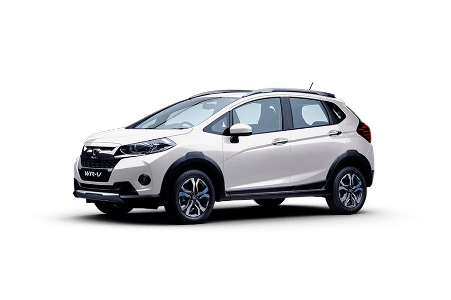 Honda WRVWhite Orchid Pearl Color