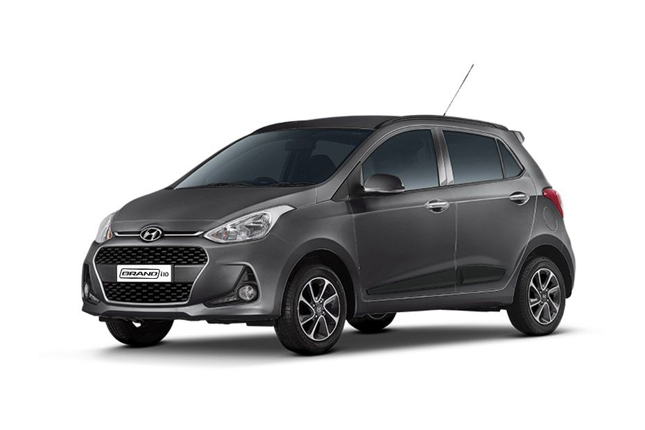 Hyundai Grand i10Star Dust Color