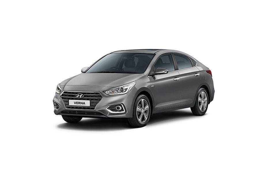 Hyundai VernaStar Dust Color