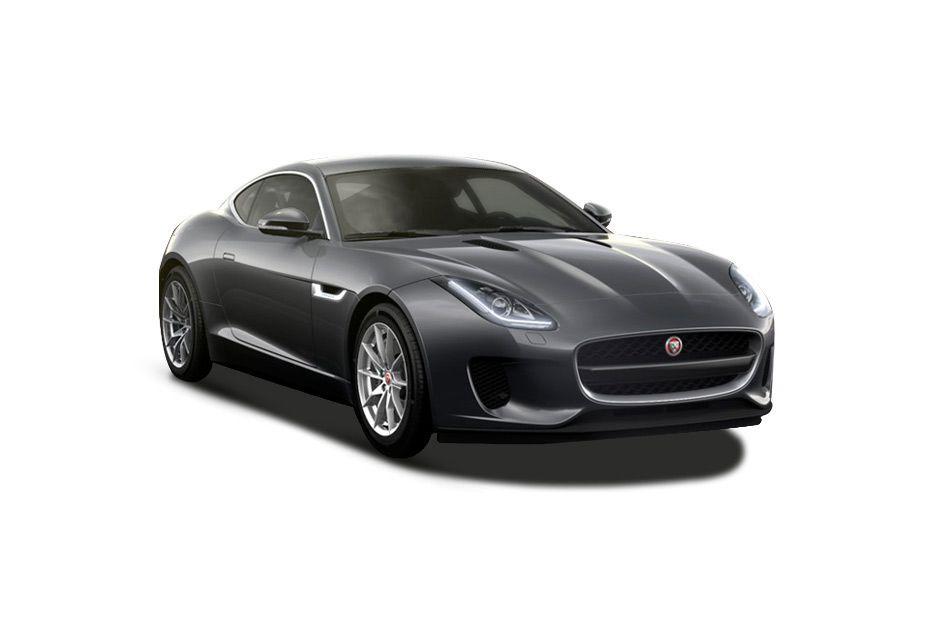 Jaguar F-TYPECorris Grey  Color