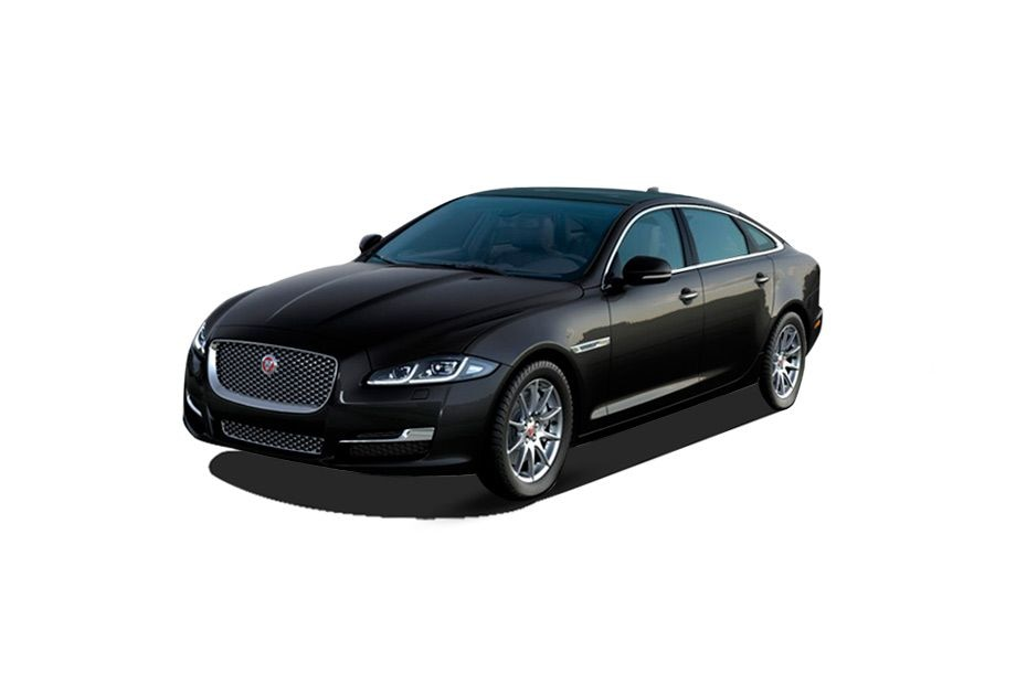 Jaguar XJSantorini Black Color