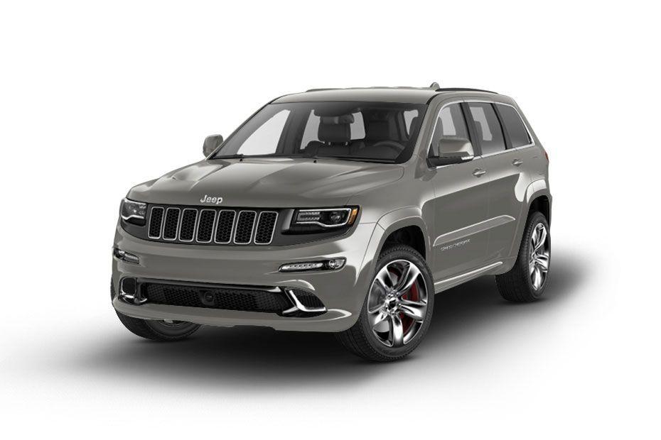 Jeep Grand CherokeeBillet Silver Color