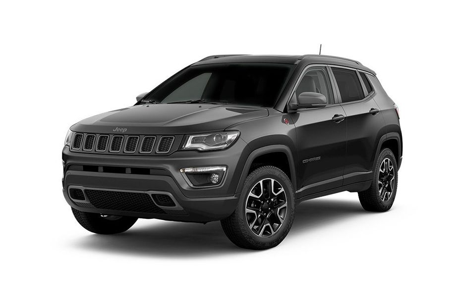 Jeep Compass Trailhawkmagnesio Grey Color