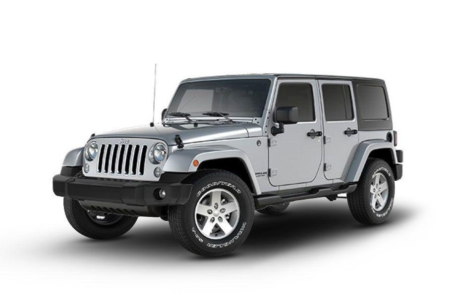 Jeep Wrangler UnlimitedBillet Silver Color