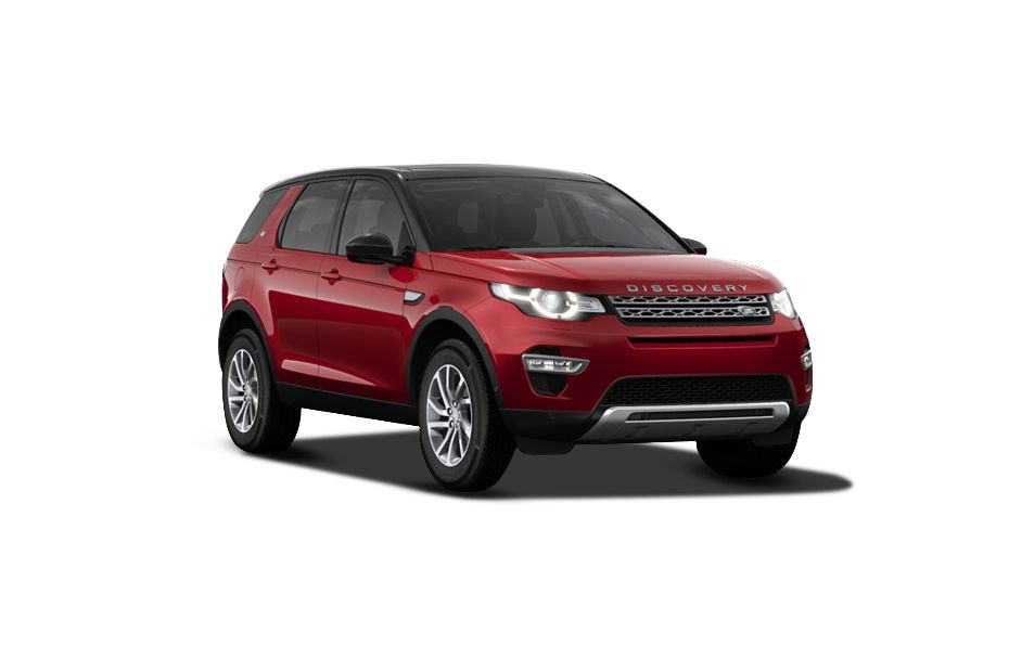 Land Rover Discovery SportFirenze Red Color