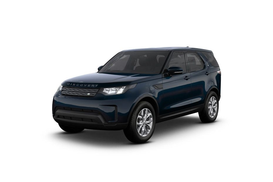 Land Rover DiscoveryFarallon Black Color