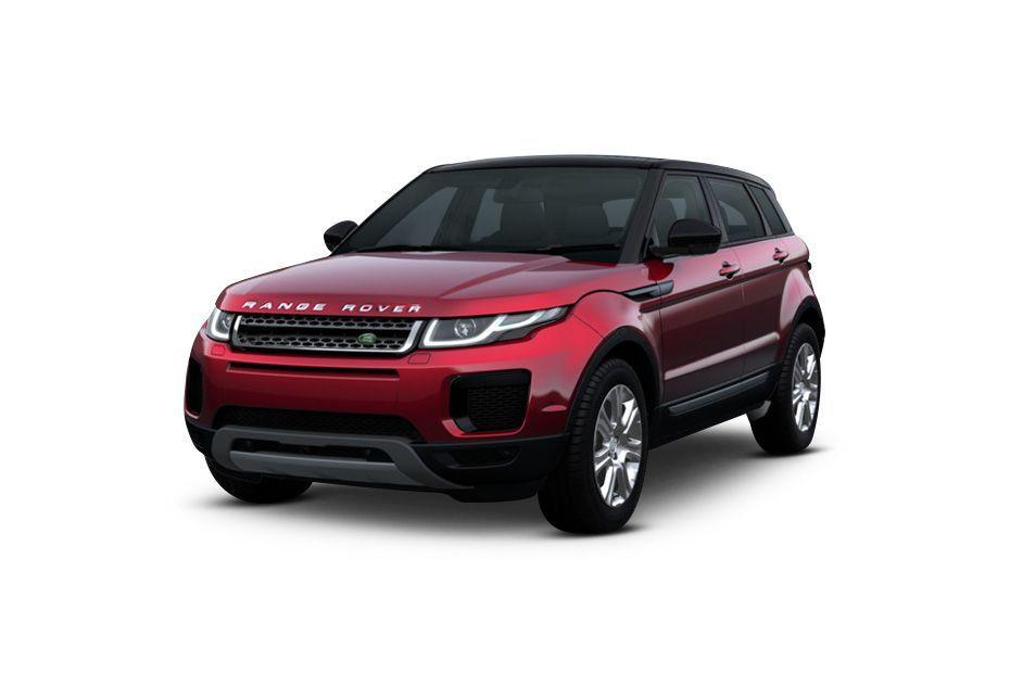 Land Rover Range Rover EvoqueFirenze Red Color